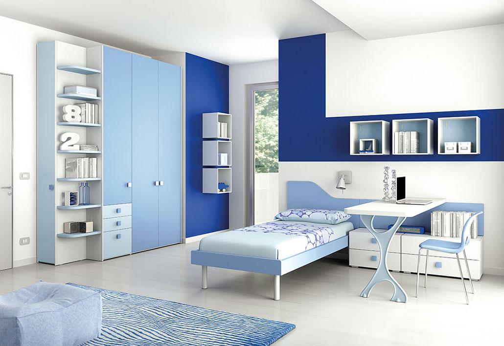 Moretti compact kc107 centro mobili andreozzi - Camerette da letto per bambini ...